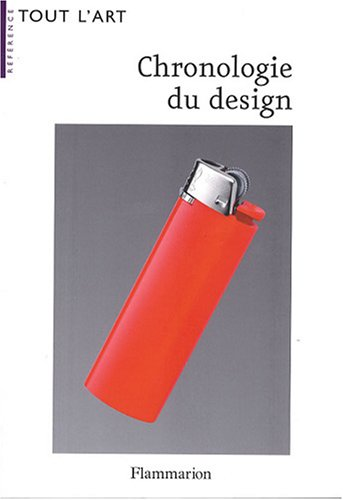Chronologie du design par Stéphane Laurent