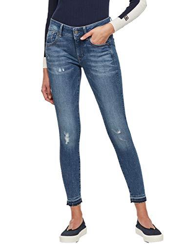 G-Star Damen Jeans Lynn Mid Ankle - Super Skinny Fit gebraucht kaufen  Wird an jeden Ort in Deutschland