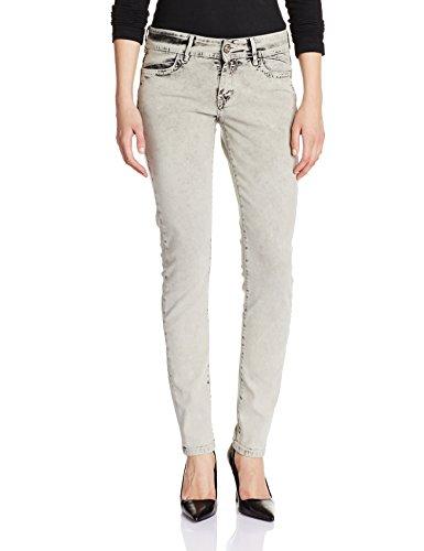 Pepe Jeans Women's Skinny Jeans (MATY_Blea-Blk_black_28)