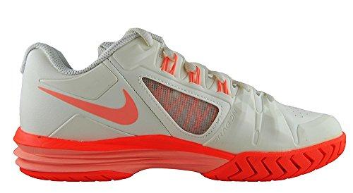 Nike Wmns Lunar Ballistec 1.5, Baskets Basses Femme gris - Gris (Sl / Atmc Pnk-Ttl Crmsn-Lght Slv)