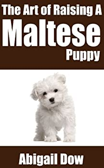The Art of Raising a MALTESE PUPPY: From Puppyhood to Adult Dog (The Art of Raising Puppies From Puppyhood to Adult Dog) (English Edition) di [Dow, Abigail]