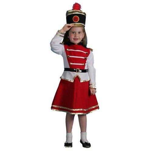 Dress up America Drum Majorette Costume Set (M) by Dress Up America