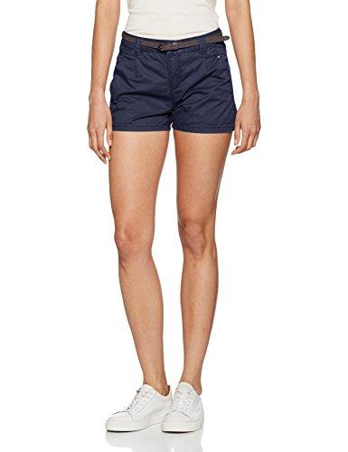 Vero Moda Vmboni Nw Clr Noos, Short Femme Bleu (Navy Blazer)