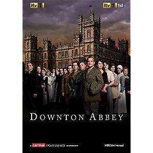 C-HOC97E Downton Abbey 35cm x 49cm,14inch x 20inch Silk Print Poster
