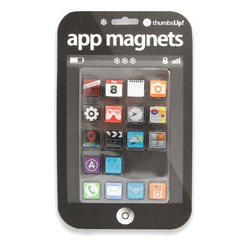 ThumbsUp - Imanes con forma de aplicaciones para iPhone y iPod