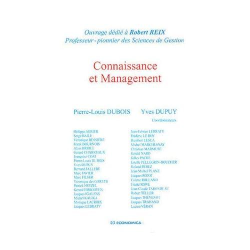Connaissance et management
