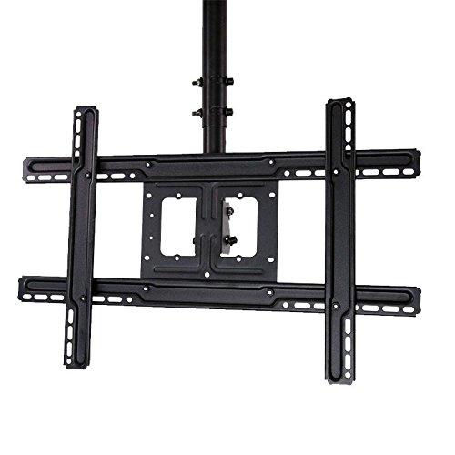 JIAJU LCD TV Kleiderbügel Universal Rack Mount Deckenständer Teleskop Rotation 32,42,50,55,65,70 Zoll