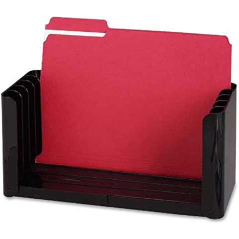 Sparco - Folder Holder,5 Compartment,12-1/2