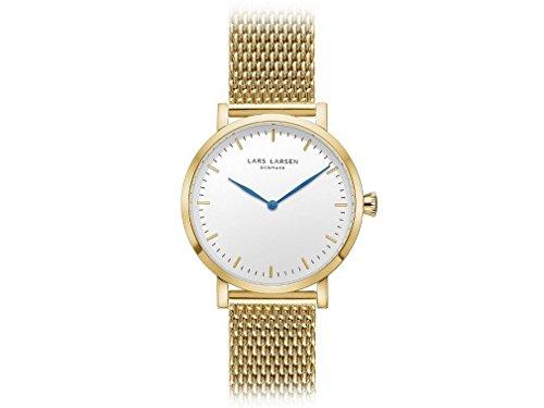 Lars Larsen Reloj los Mujeres 144GWGM