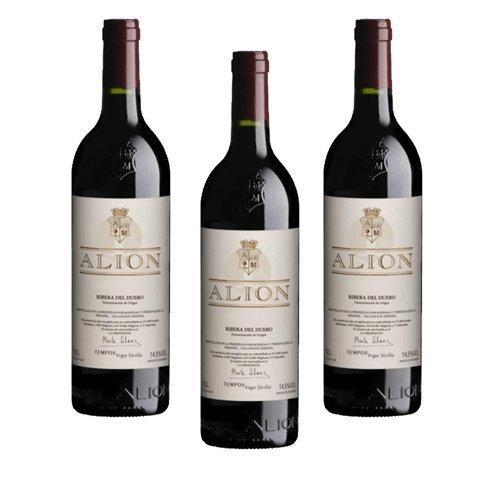 Alion Cosecha - Vino Tinto - 3 Botellas