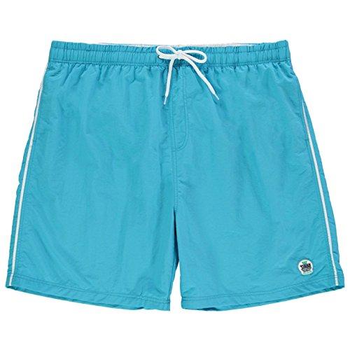 Unknown Uomo XL Pantaloncini Da Nuoto Shorts Bagno Mare Estate Spiaggia Blu