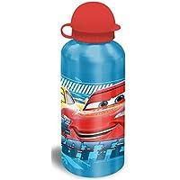 Cars-KD-WD19494 Botella Cantimplora,, (Kids Euroswan KD-WD19494 Única