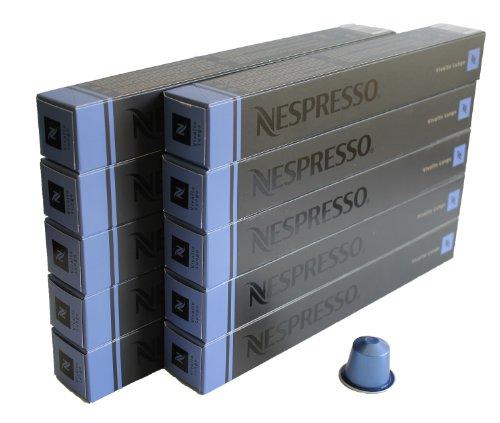 Nespresso Vivalto Lungo, 10er Pack, 10 x 10 Kapseln