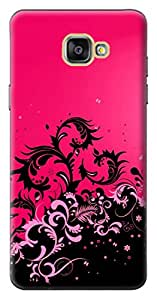 Mott2 Back Case for Samsung Galaxy ON7 2016 | Samsung Galaxy ON7 2016Back Cover | Samsung Galaxy ON7 2016 Back Case - Printed Designer Hard Plastic Case - Girls theme