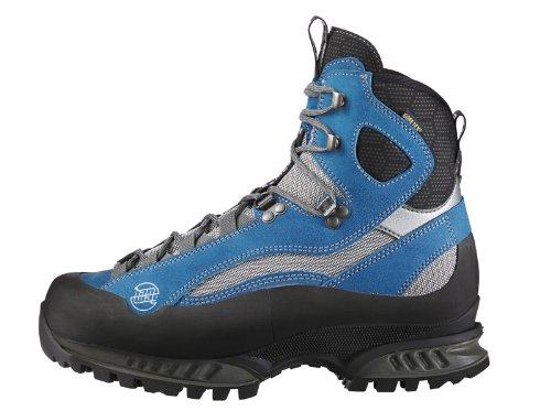 Hanwag Herren Chilkat GTX Trekking-& Wanderstiefel, Blau (Un Blue), 48 EU