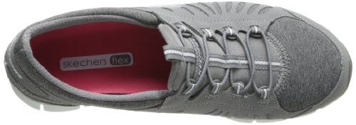 Skechers Gratis Big-Idea, Sneaker donna Grigio