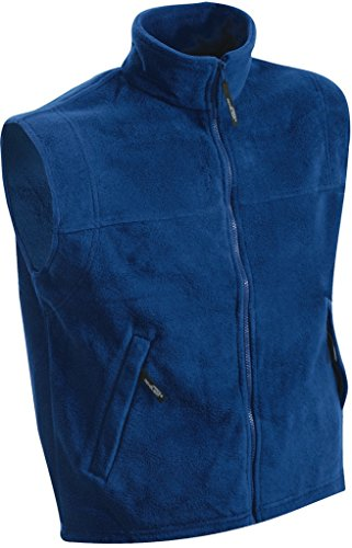 Fleece Weste Royal