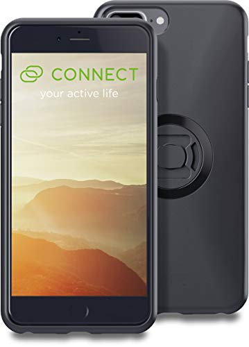 SP Connect Schutzhüllen-Set für iPhone 7+/6S+/6+, Schwarz