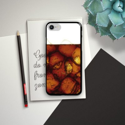 Apple iPhone X Silikon Hülle Case Schutzhülle Cola Getränk Eiswürfel Hard Case schwarz