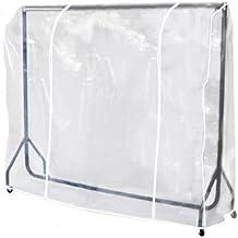 Amazon Fr Housse Plastique Pour Vetements Blanc