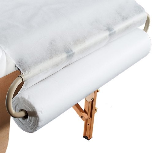 Hygiene-Rolle für Massageliege, Vlies, 40 m x 60 cm, 20 Trennlinien