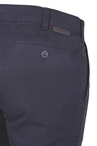 Club of Comfort - Herren Flat Front Hose mit Thermolite in drei Farben, Dallas (5226) Schwarz (10)