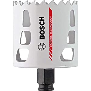 Bosch Professional Endurance for Heavy Duty Sierra de corona de carburo (Ø 68 mm, accesorios para taladro)