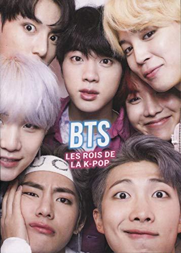 BTS. Les rois de la K-POP par Cédric Hernandez