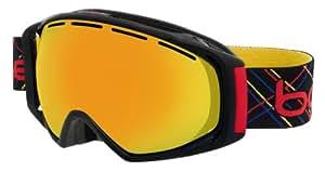 Bollé Gravity Ski Goggle black Black/Red Laser Size:Large