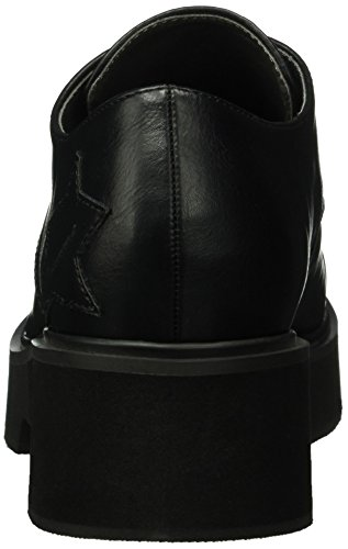Fiorucci Fdan053, Brogues Femme Noir - Noir