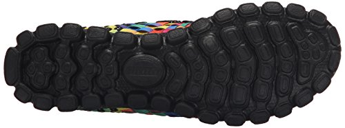 Skechers Sport Ez Flex 2 Tada Fashion Sneaker Black/Multi