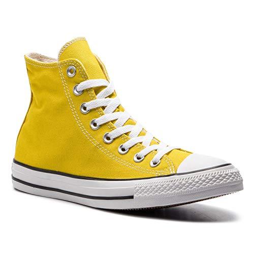 converse mujer chuck taylor all star amarillas