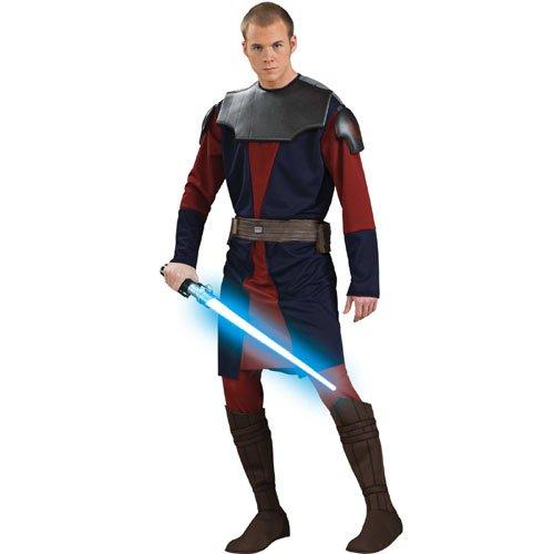 Anakin Skywalker Kostüm Erwachsenen- Krieg der Klone (Skywalker Anakin Erwachsenen)