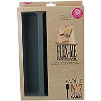 Ard'time FP-CAKES Flex Pro Moule pour 3 Cakes Gris Silicone Platinum
