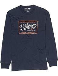 Billabong Herren Baldwin Long Sleeve T-Shirt
