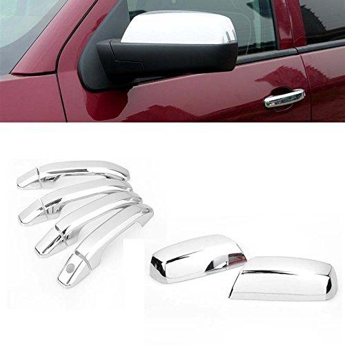 high-quality-chrome-door-handle-half-upper-mirror-cover-set-for-2014-2016-chevy-silverado-gmc-sierra