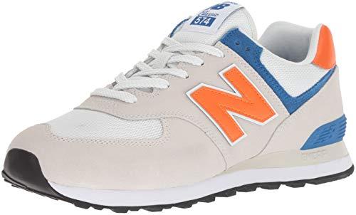 best sneakers 1ada7 d372f New Balance 574v2, Zapatillas Hombre, Multicolor (Nimbus Cloud Bengal Tiger  Smg)