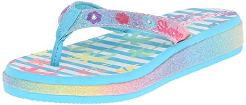 Twinkle Toes By Skechers Beach Life Mädchen US 12 Mehrfarbig Breit