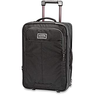 Dakine Status Roller Bolsa de viaje trolley para portátil, Unisex adulto, Black, 42 L+