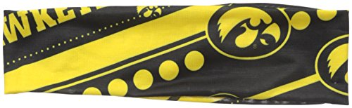 ncaa-iowa-hawkeyes-stretch-headband