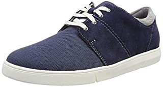 Clarks Landry Edge, Mocasines para Hombre, Azul (Navy Combi Suede-), 42 EU (B07FR327FL) | Amazon price tracker / tracking, Amazon price history charts, Amazon price watches, Amazon price drop alerts