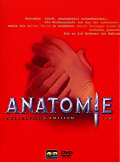 Anatomie 1+2 Collector's Edition [3 DVDs]