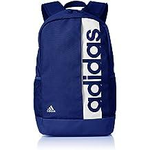 super popular cc668 03dd6 adidas DM7661 Bolsa de Deporte, Unisex Adulto, Blanco Azul, Talla Única