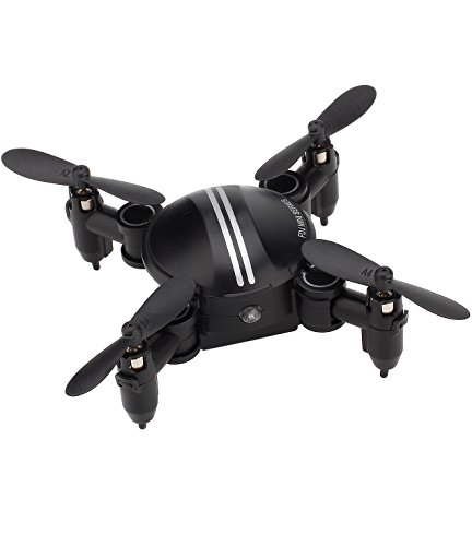 TOZO® FDJ MINI Drone RC Quadcopter Altitud Mantenga modo plegable RTF 3D...