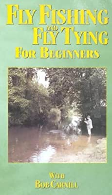Fly Fishing And Fly Tying: For Beginners [VHS] from Quantum Leap