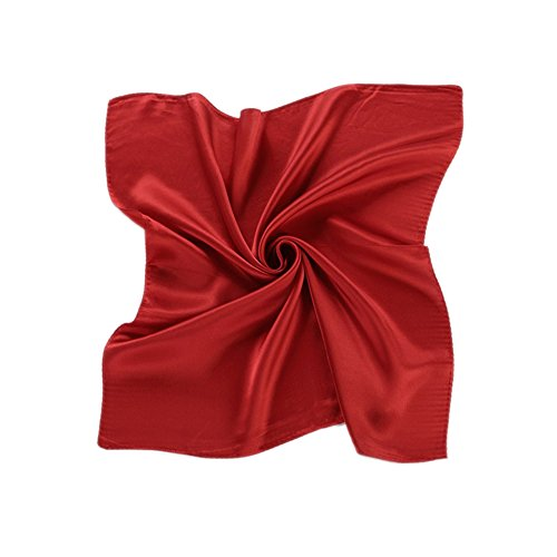 HIDOUYAL Damen Elegant Seidenschal – Frauen Schal aus 100% Reiner Seide (Seide Frauen Mode)