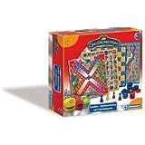 Clementoni 69164.7 - Chuggington - Familien-Spielesammlung Classic-Collection