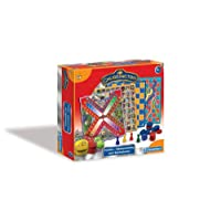 Clementoni-691647-Chuggington-Familien-Spielesammlung-Classic-Collection Clementoni 69164.7 – Chuggington – Familien-Spielesammlung Classic-Collection -