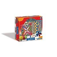 Clementoni-691647-Chuggington-Familien-Spielesammlung-Classic-Collection