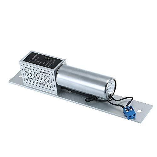 owsoo eléctrico gota cerrojo de punto Secure Modo de NC 12V para Si
